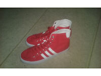 Adidas UK Size 9 Trainers NEW - NEVER WORN.
