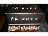 FRIENDS DVD BOXSET
