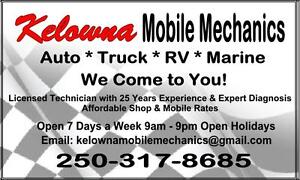 Trailer Mechanic Repairs & Service