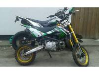 M2r racing 160 big pit bike