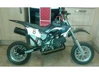 Kids 50cc mini dirt bike crosser mini moto