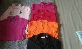 Mens designer polo clearout