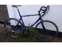 Giant ocr2 mens bicycle, weighs 25 lbs, good condition. Cost £750.00 new - £220 ono.