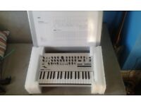 Korg Minilogue Polyphonic Synthesizer New Condition, Rarely Used