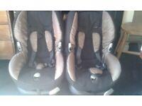 Car seats x2 - Maxi-Cosi Priori XP