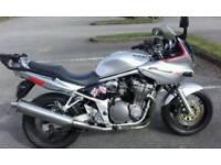 Suzuki bandit gsf s k2 600CC sports touring