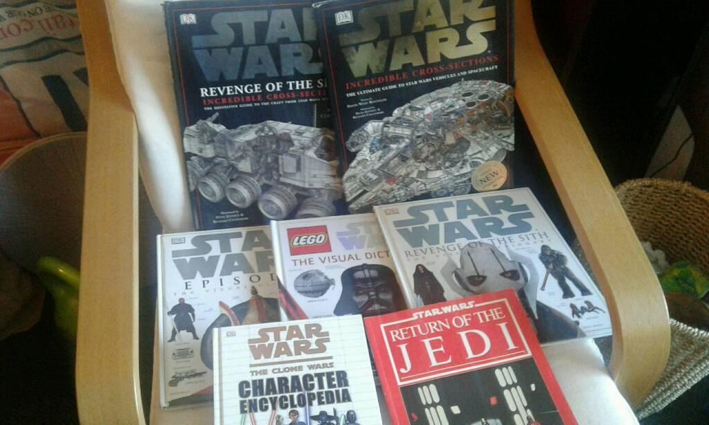 Star Wars Books In Crail Fife Gumtree
