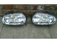 Vw golf mk4 headlights (sold)