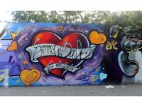 Graffiti painters available for commission