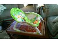 Fisher Price Infant to toddler rocker/ chair