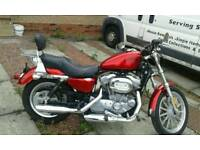 Harley Davidson 2004 sportster 883