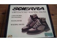 NEW Scierra Greyhound Wading boots Size 6/7