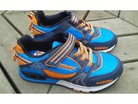 NERF trainers size 1 NEVER WORN!!!