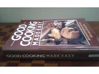 Good Cooking Made Easy, 512 illustrated pages. Hardback book.