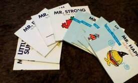 Mr. Men books
