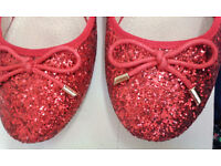 Ruby Red slippers - size 41