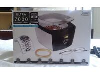 ULTRASONIC CLEANER (Brand New Still in box) Ideal to clean jewellery, spectacles etc