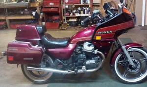 1983 silver wing 650