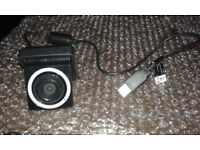 SpeedLink VD-1504-SBK Vicious and Divine Laplace USB webcam
