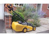 AL-KO Electric Lawn Mower