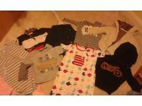 Baby boys 6 month clothing
