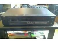Jvc single disc cd player