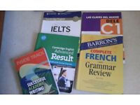 Giving language classes (English, Spanish, French, ,Italian) plus IELTS and Cambridge preparation