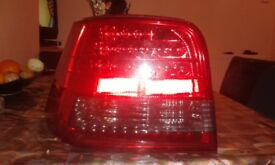 LED REAR BACK LIGHTS FOR THE VW GOLF MK4
