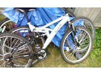 £25 trax mountinan bike