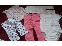 Bundle of girls clothes 18month- 2 years new All new with tags from H&M