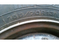 wheels/ tires