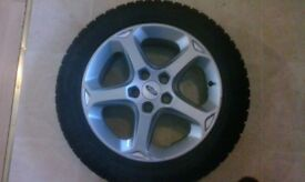 ford Mondeo,focus, transit connect ,cmax ,alloys wheels