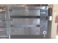 Rare LPG two floor baking oven