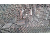 "Reclaimed ""Funtley"" Handmade Clay Roof Tiles"