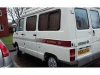 Renault Trafic Campervan low mlg. MOT till late July