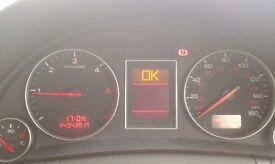 Audi A4 1.9 TDI,52 reg, full service history