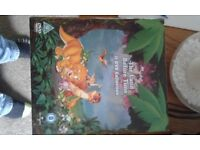 Unwatched 11 dvd box set, about DINOSAURS