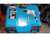 240v Hammer Drill, as new in box