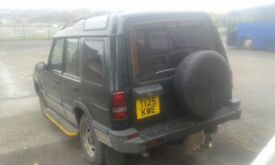 Landrover Discovery 300Tdi Automatic
