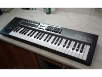 Edirol PCR-500 Midi Keyboard and Controller - Really great piece of kit for at home music production
