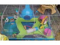 HAMSTER CAGE (LARGE)