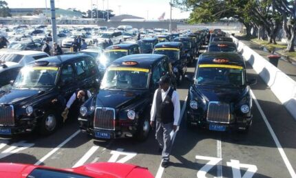 LONDON TAXI RYDO HAVE FINALLY ARRIVED CALL FOR BOOKINGS