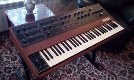 Sequential Circuits Prophet 5 Synthesizer