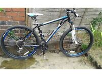 Merida Big Nine TFS Mountain bike, Excellent condition barely used