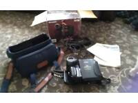 Sharp video camera