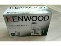 Kenwood Food Processor brand new