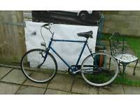 Old Raleigh 3 speed large frame
