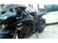 Kawasaki zx6r rbf