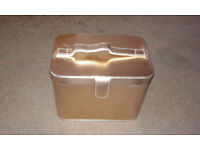Vanity Case, Rose Gold Colour containing Body Lotion & Body Wash