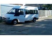9 seated mini bus